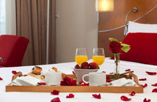 Booking.com Valentine's Day offers