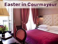 Booking.com: Easter in Courmayeur