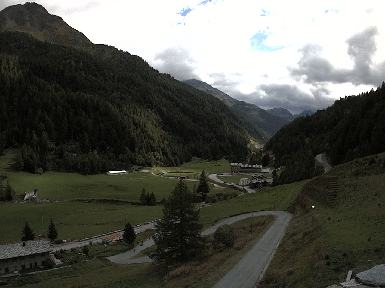 Valgrisenche Grand Paradiso Webcam