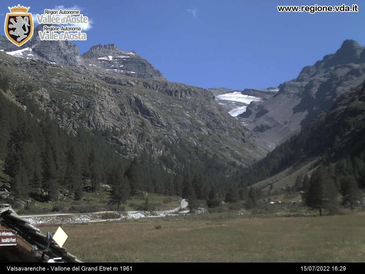 Valsavarenche Valley Monte Rosa